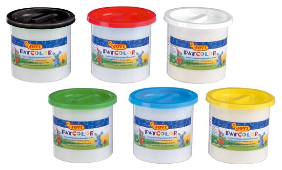Patcolor - Lufthärtende farbige Modelliermasse - Zwergenträume
