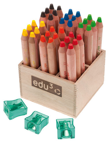 edu³ - FIRST Buntstifte 36er Set